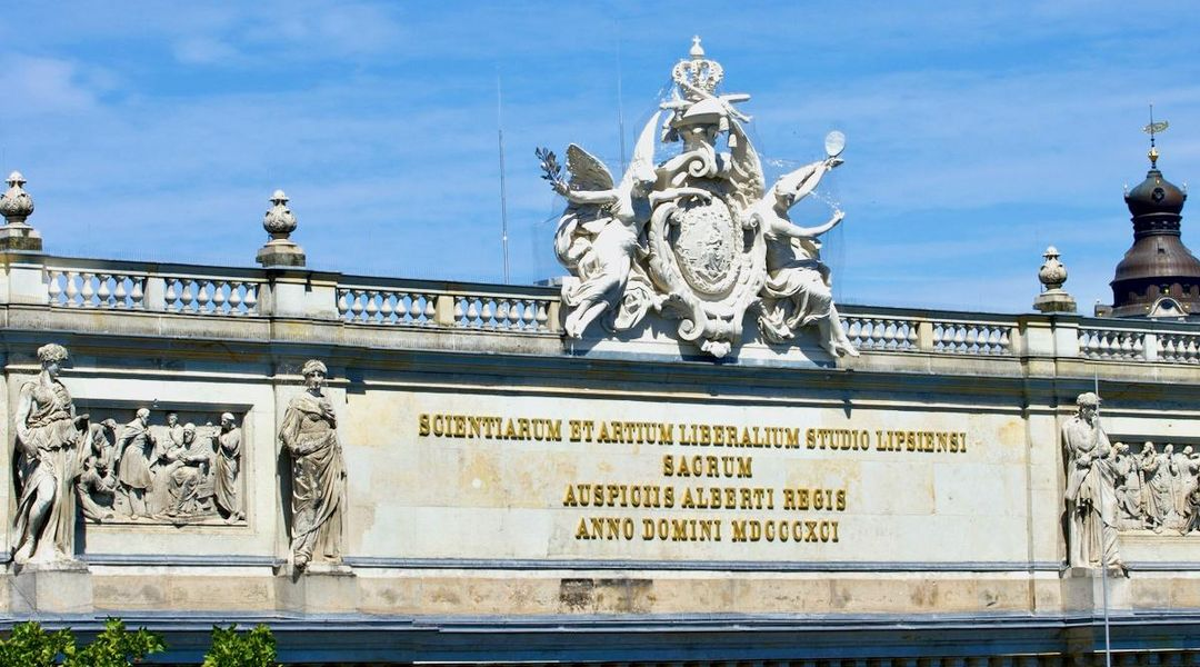 Der Fries der Bibliotheca Albertina